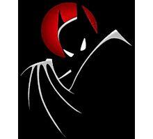 Batman - Animated Photographic Print