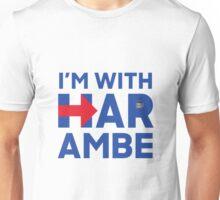 im with harambe Unisex T-Shirt