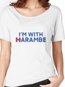 im with harambe! Women's Relaxed Fit T-Shirt