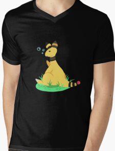 Ampharos Mens V-Neck T-Shirt