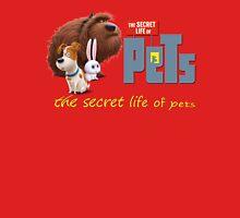 The Secret Life of Pets  Movie Unisex T-Shirt