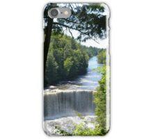 Tahquamenon Falls, Michigan (UP) iPhone Case/Skin