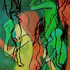 nude green by H J Field