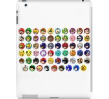 ~ Smash Roster ~ iPad Case/Skin