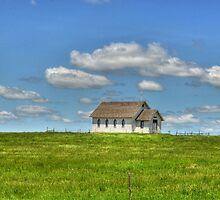 Little Church on the Prairie by littlecritters