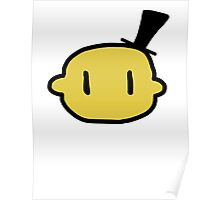Sir Lemon Poster