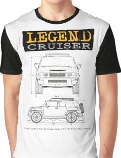 Legend Cruiser  Graphic T-Shirt