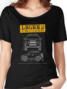 Legend Cruiser  Women's Relaxed Fit T-Shirt