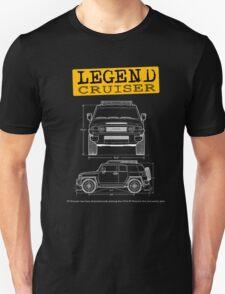 Legend Cruiser  Unisex T-Shirt