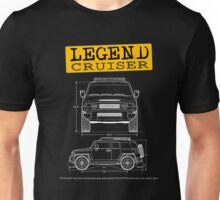 Legend Cruiser  Unisex T-Shirt
