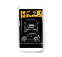 Legend Cruiser  Samsung Galaxy Case/Skin