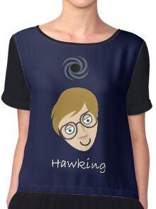 Stephen Hawking Chiffon Top