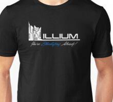 Illium Souvenir Tee [White] Unisex T-Shirt
