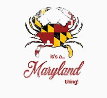 Maryland Crab Unisex T-Shirt