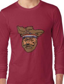 The Mighty Boosh, Crack Fox Long Sleeve T-Shirt