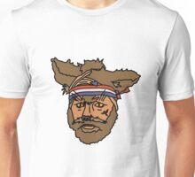 The Mighty Boosh, Crack Fox Unisex T-Shirt