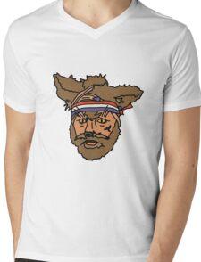 The Mighty Boosh, Crack Fox Mens V-Neck T-Shirt