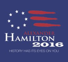 Hamilton 2016 by Smidge the Crab