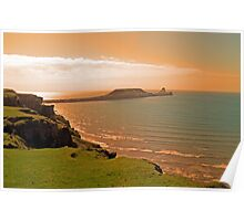 Worms Head Poster