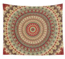 Mandala 34 Wall Tapestry