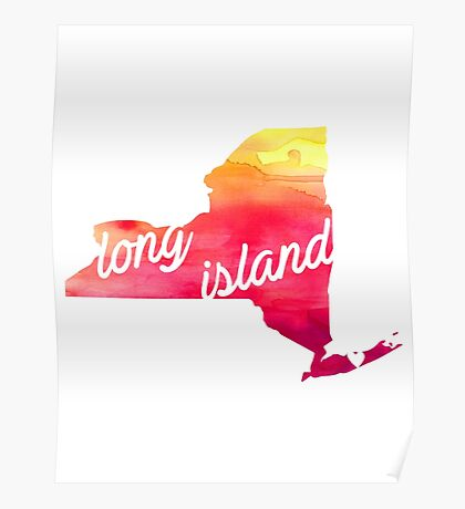 Long Island Poster