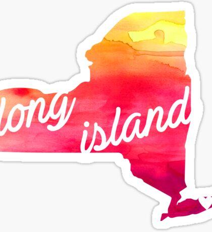 Long Island Sticker