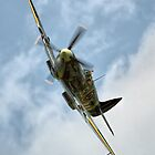 Supermarine Spitfire Yeovilton 2014 by SWEEPER