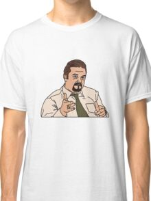 The Office UK, David Brent Classic T-Shirt
