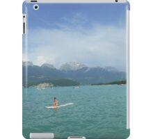 Lake Annecy iPad Case/Skin
