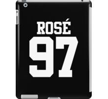 BLACKPINK Rose 97 (White) iPad Case/Skin
