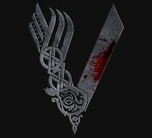 Vikings TV Series Logo Unisex T-Shirt