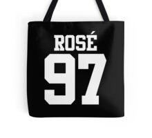BLACKPINK Rose 97 (White) Tote Bag