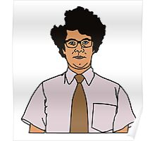 The IT Crowd, Moss Poster