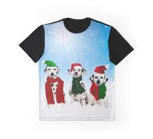Holiday Snow Dogs!  Graphic T-Shirt
