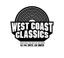 West Coast Classics Photographic Print