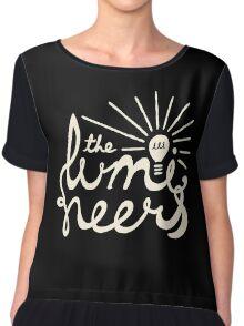 the lumineers Chiffon Top