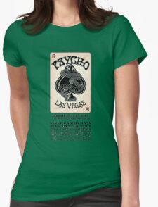 Pycho Las Vegas 2016 Womens Fitted T-Shirt