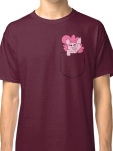 Pinkie in a Pocket Classic T-Shirt