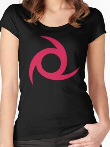 Soul of the Ninja Women's Fitted Scoop T-Shirt