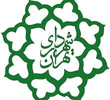 Logo of Tehran  by abbeyz71