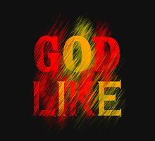 god like distortion Unisex T-Shirt