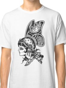 Tattoo Butterfly Girl Classic T-Shirt