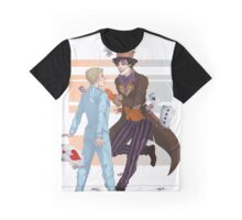 John in Wonderland Graphic T-Shirt