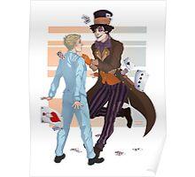 John in Wonderland Poster