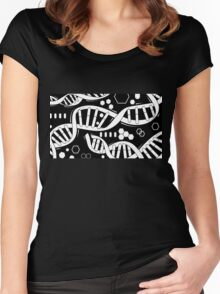 Geek Monkey Women's Fitted Scoop T-Shirt