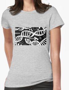 Geek Monkey Womens Fitted T-Shirt