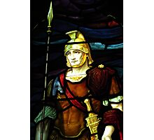 Roman Soldier Photographic Print