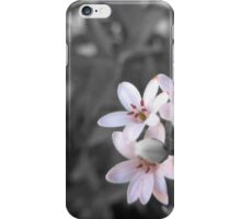 Flower Cluster iPhone Case/Skin