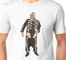Gerard Way Skeleton Pajamas Unisex T-Shirt