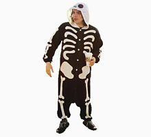 Gerard Way Skeleton Pajamas Unisex T-Shirt